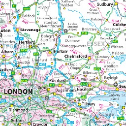 Map Of Uk Detailed.Uk Detailed Topographic